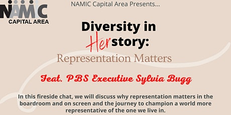 Diversity in HERstory: Representation Matters tickets