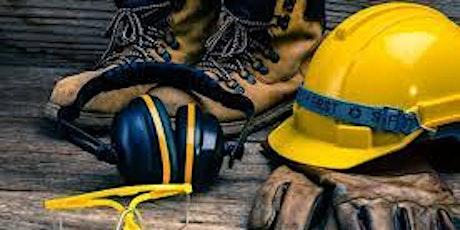10 horas de OSHA para Industria General entradas