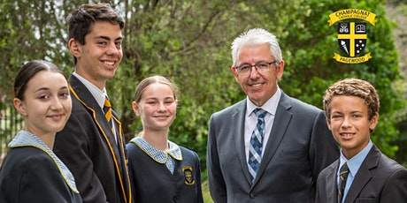 Champagnat Catholic College Pagewood Open Day tickets