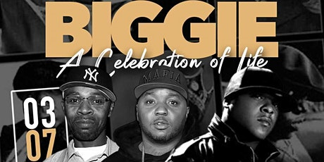"""BIGGIE"" A CELEBRATION OF LIFE WITH JADAKISS & LIL CEASE LIVE @ MONTICELLO tickets"