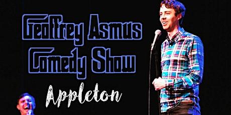 Geoffrey Asmus Comedy Show tickets
