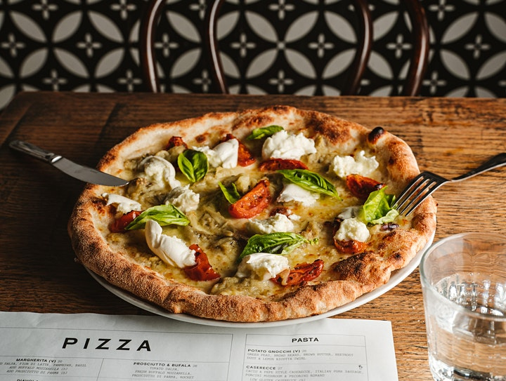 +39 Pizzeria X That's Amore  - Degustation image