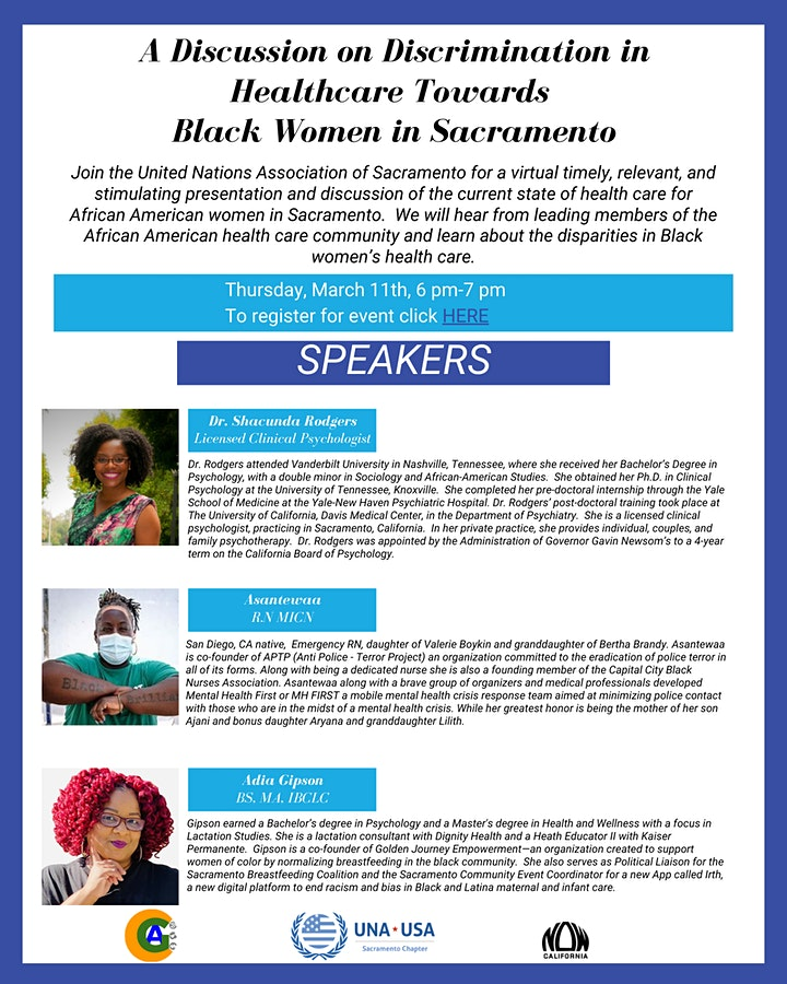 A Discussion on Discrimination in Healthcare Towards Black Women image