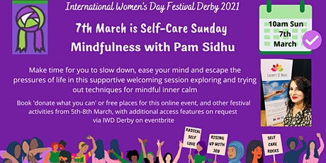 Mindfulness with Pam Sidhu tickets