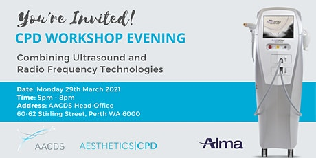 Accent Prime CPD Workshop Evening Perth March 2021 tickets