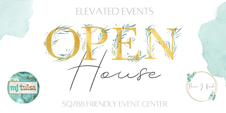Elevated Events ~ Open House image