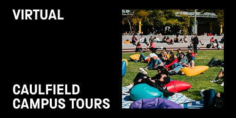 MONSU Caulfield Virtual Campus Tours tickets