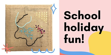 Freeform Embroidery Workshop tickets