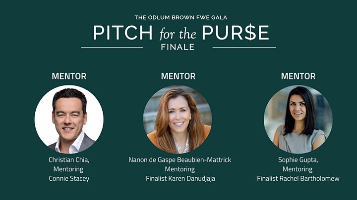 The Odlum Brown FWE Gala:  Pitch for the Purse Finale image