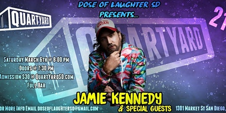 Jamie Kennedy Live w/ Special Guests tickets
