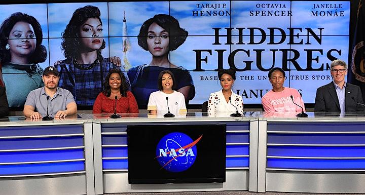 Hidden Figures - Black Women Matter image