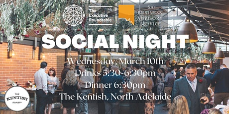 First Social Night of 2021 @ The Kentish tickets