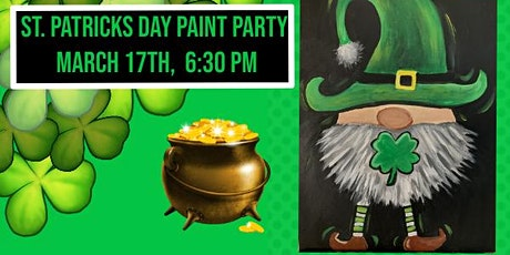 Lucky Gnome Paint Party tickets