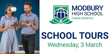 Modbury High School Tours tickets