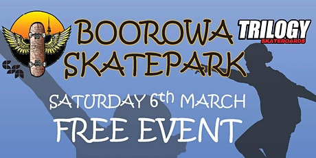 Boorowa Skatepark - Canberra Skateboarding tickets