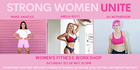 Strong Women Unite: Fitness Workshop tickets