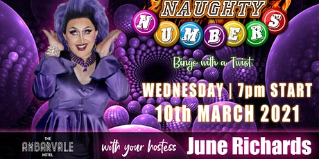 Naughty Numbers Bingo @The Ambarvale Hotel - March! tickets