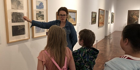 Children's Tour & Workshop 'Arthur Boyd: Landscape of the Soul' tickets