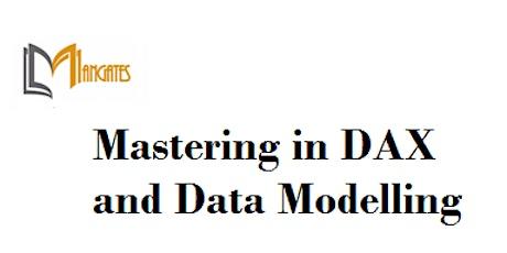 Mastering in DAX and Data Modelling 1DayVirtual Training in Richmond, VA tickets