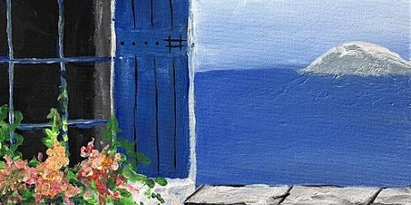 Paint Night 'Find me in Greece' at Mess Hall Market tickets