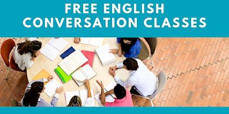 English Conversation class tickets