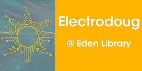 Electrodough  Children's STEM 4-7 years @ Eden Library tickets