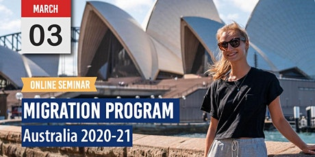 Australian Migration Program UPDATE tickets
