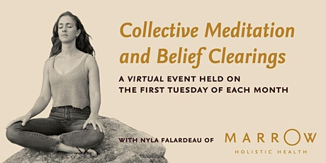Collective Meditation & Belief Clearing: Womb Connection tickets
