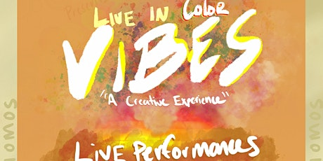 Live In Color: VIBES tickets