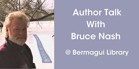 Bruce Nash Book Launch and Author Talk tickets