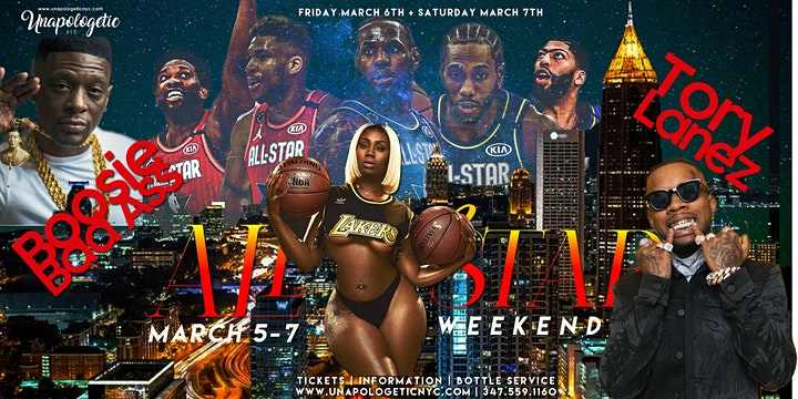Boosie Bad Azz  Live   NBA ALL STAR WKEND ATLANTA image