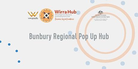 Wirra Hub: Bunbury Regional Pop Up - February 2021 tickets