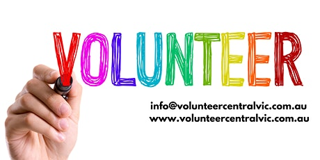 Be Part of Something - Introduction to Volunteering tickets