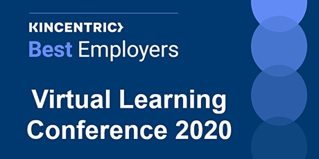 Kincentric's Best Employers 2020 Virtual Learning Conference tickets