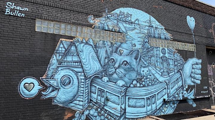 Brooklyn Virtual Street Art and Graffiti Tour image