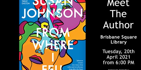 FREE EVENT - Susan Johnson In Conversation with Frances Whiting tickets
