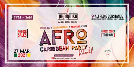 LAGOS VIBES SERIES 7.0 ~~ AFRO CARIBBEAN PARTY. tickets