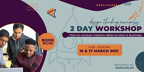Uncover creative ideas to start a business tickets