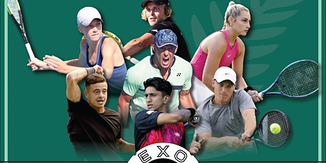 "EXO Tennis: ""Where Professional Tennis meets Entertainment"" tickets"