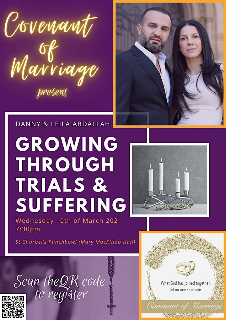 Growing Through Trials & Suffering image
