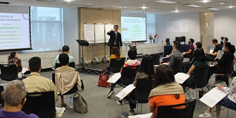 * Dr Patrick Liew Insights Into the BEST Property Investment Methods* tickets