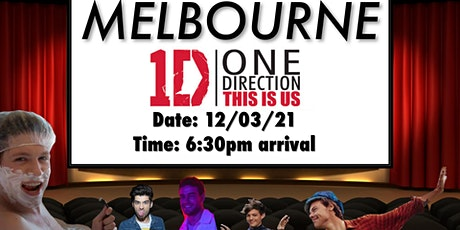 We Stan: One Direction - This is Us Movie Night Melbourne tickets