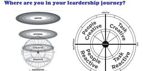 Workshop for Leadership Circle Profile  self-assessment for change leaders tickets