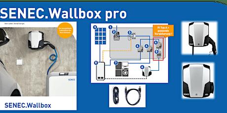 Webinar SENEC.Wallbox pro tickets