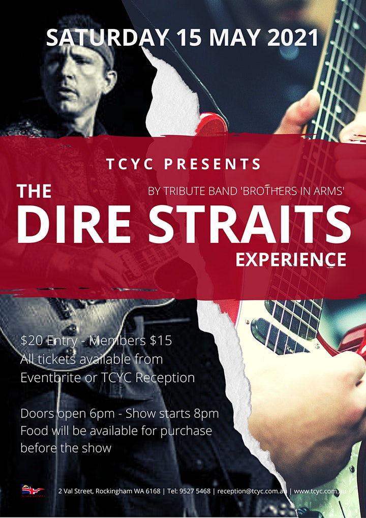 The Dire Straits Experience image