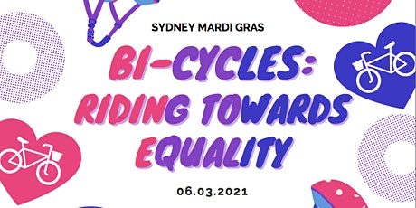 Bi+ Visibility: Mardi Gras Float 2021 (HALF PRICE TIX) tickets