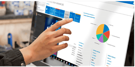 Finance Training for Microsoft Dynamics 365 Business Central tickets