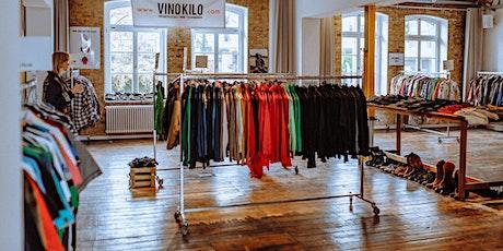 NEW DATE • Spring Vintage Kilo Pop Up Store • Chemnitz • Vinokilo Tickets