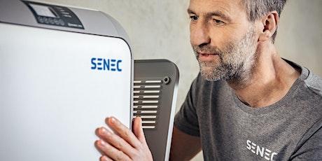 Online Zertifizierung/Installation der SENEC.Home-Speicher tickets
