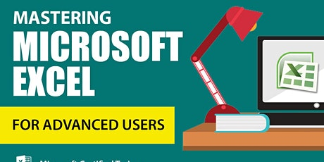 Live Webinar: Mastering Microsoft Excel for Advanced Users tickets